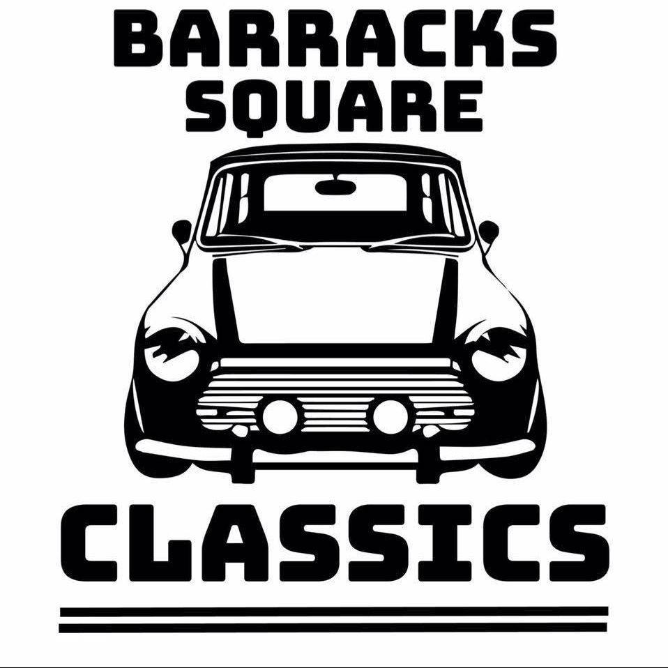 Barracks Square Classic Cars